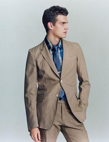 طراحی شلوار مردانه
